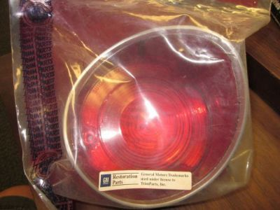 Buy 71 CHEVELLE TAIL LIGHT LENS RH w/o TRIM motorcycle in Houston, Texas, United States, for US $40.00