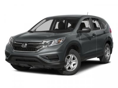 2015 Honda CR-V LX (Black)