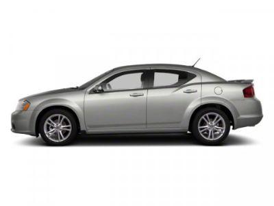 2013 Dodge Avenger SXT (Billet Silver Metallic)