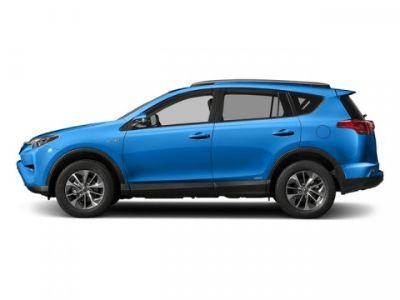 2018 Toyota RAV4 Hybrid XLE (Electric Storm Blue)