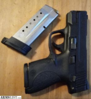 For Sale: New unfired S&W M&P shield 9mm w/ammo
