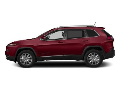 2015 Jeep Cherokee Sport (Deep Cherry Red Crystal Pearlcoat)