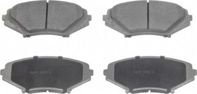 Find Disc Brake Pad-ThermoQuiet Front WAGNER MX1009 fits 04-07 Mazda RX-8 motorcycle in Azusa, California, United States, for US $42.11