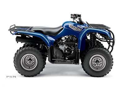 2007 Yamaha Big Bear 250 Utility ATVs Harrison, AR
