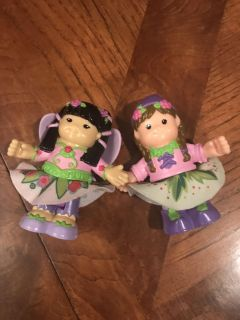 Fisher price little People fairies