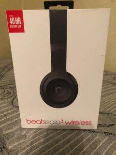 Beats 3 solo wireless
