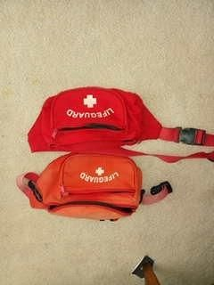 Life guards pouches