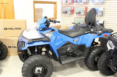 2018 Polaris Sportsman Touring 570 EPS Utility ATVs Adams, MA