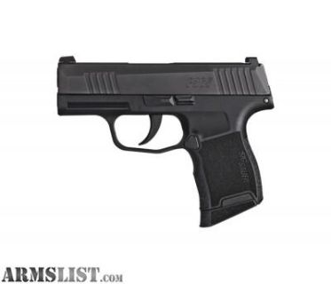 For Sale: Sig P365 with the new X-Ray Sights