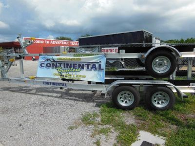 2019 Continental Trailers AS2144