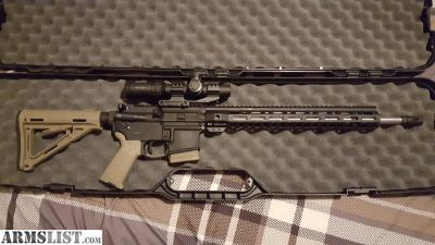 For Sale: Palmetto State AR15 for Sale