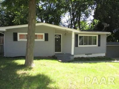 3 Bed 2 Bath Foreclosure Property in East Peoria, IL 61611 - Arnold Rd