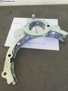 Porsche 911 Starter Adapter for Engine Test Stand