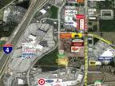 1.335 Acres Available- Northwest Corner of Rinehart Road and St Johns Parkway