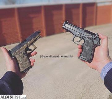 For Sale/Trade: BNIB Beretta 92FS compact