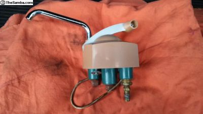 Camper Water Pump
