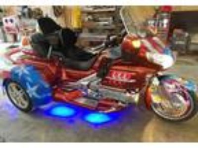2007 Honda GL1800-Goldwing-Trike Touring in Newburgh, IN