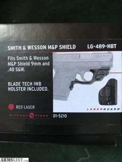 For Sale: CT laser for shield