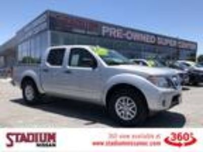Used 2018 Nissan Frontier Brilliant Silver, 14.7K miles