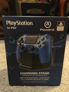 PlayStation 4 Power A Charging Stand