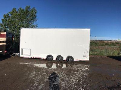 2017 Haulmark All Aluminum Stacker 28ft