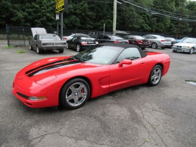 1998 Chevrolet Corvette Base (Torch Red)