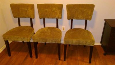 Dining or Accent Chairs
