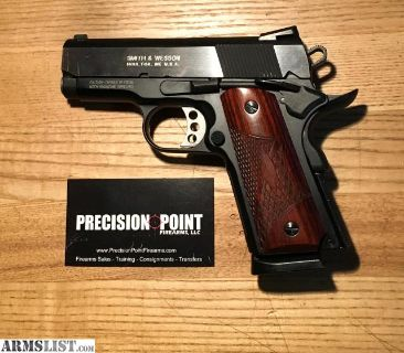 For Sale: Smith & Wesson 1911 Pro Series