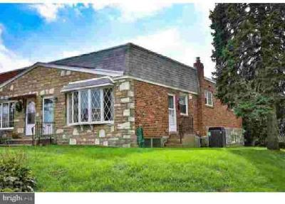 1600 Placid St Philadelphia Three BR, Nice twin ranch style home