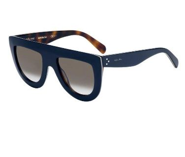 Dupe Celine sunglasses with case and cloth