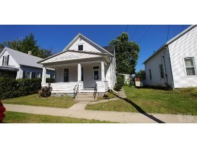 4 Bed 1 Bath Foreclosure Property in Burlington, IA 52601 - Corse St