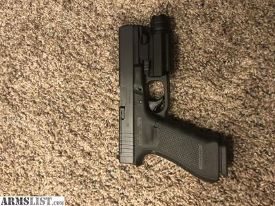 For Sale: Glock 17 Gen 4 MOS