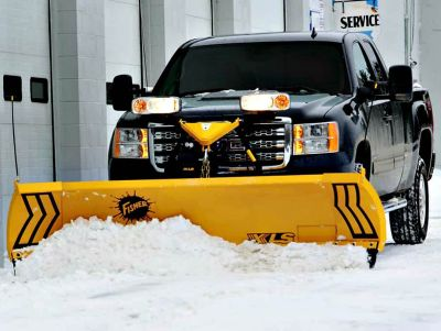 2017 Fisher Plows XLS 8-10' Snow Plow Blades Erie, PA