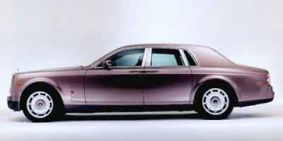 2005 Rolls-Royce Phantom Base (Silver)