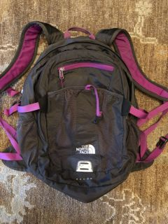 Like new North Face Backpack. Paid $160