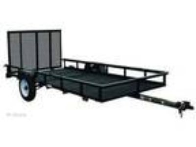 2012 Carry-On Trailers 5X10G - 2,000 lbs. GVWR Mesh Floor