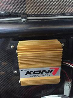 Koni Electric Shocks