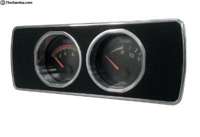 Fast Fab Gauge Panel **Early beetle & Ghia**