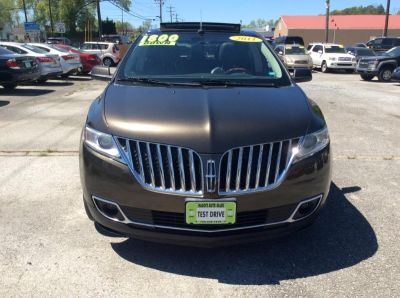 2011 Lincoln MKX Base (Green navy)