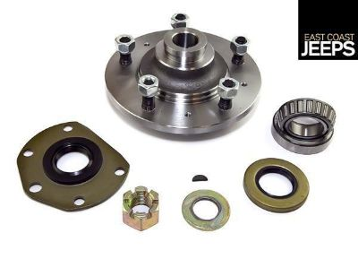 Purchase 16537.03 OMIX-ADA AMC 20 Hub Kit, 76-86 Jeep CJ Models, by Omix-ada motorcycle in Smyrna, Georgia, US, for US $70.22