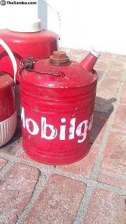 Vintage water jug coolers