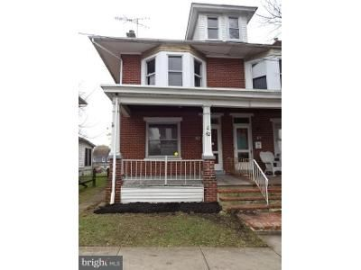 3 Bed 1 Bath Foreclosure Property in Pottstown, PA 19464 - W 4th St