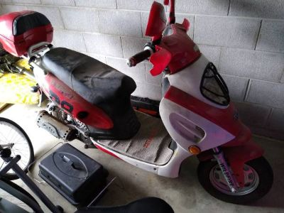 ICE BEAR TAOTAO *Chinese Scooters 150cc 4-stroke GY6 Short-Case Engine