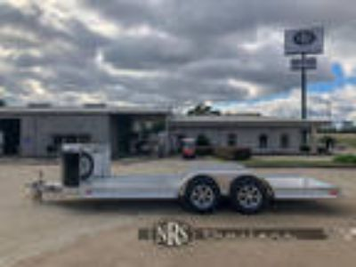 19 Car Hauler Bumper Pull TrailerSundowner