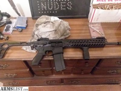 For Sale/Trade: Sig mcx
