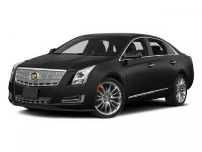 2015 Cadillac XTS Luxury Collection (White Diamond Tricoat)