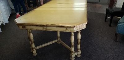Antique Dining Room Table/ Buffet/ Side Cabinet