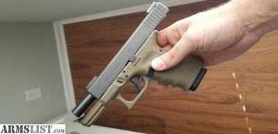 For Sale: Glock 19 OD Green