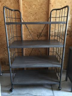 Four Tier Dish Rack/Shelving