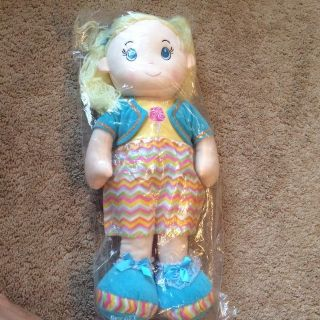 Lollypop Doll#2- New in Plastic